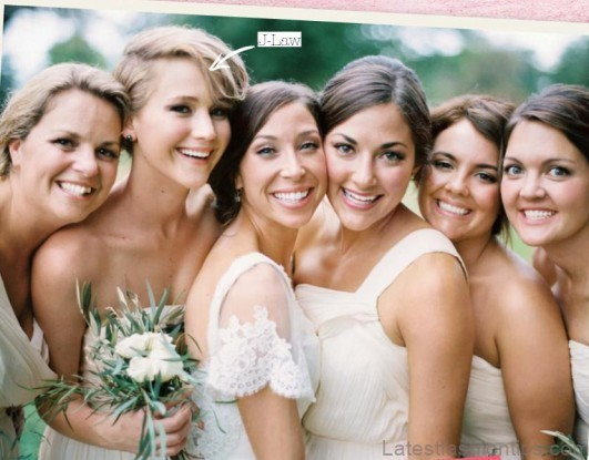 BEING PICKED AS A BRIDES MAID IT'S THE ULTIMATE COMPLIMENT ONE FRIEND CAN PAY ANOTHER, RIGHT?