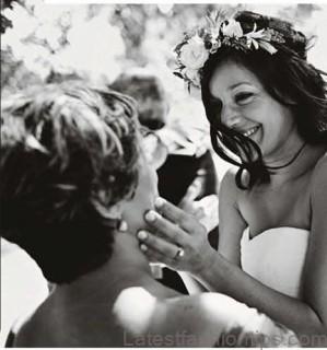 Wedding Day Preparation Bride